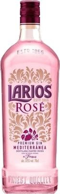 Larios Rosé Gin 37,5% 0,70 L