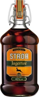 Stroh Jagertee 40% 1,00 L Krug