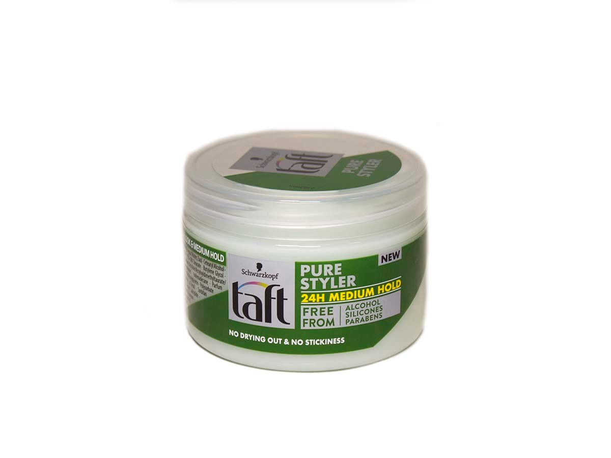 Taft Pure Styler gél na vlasy 1x150 ml