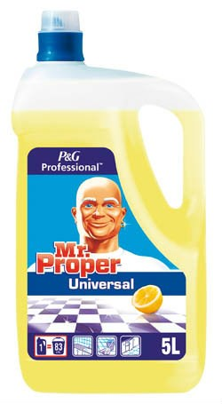 Mr.Proper surface care lemon 1x5 l