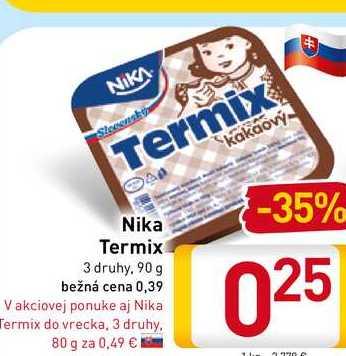 Nika Termix 90 g