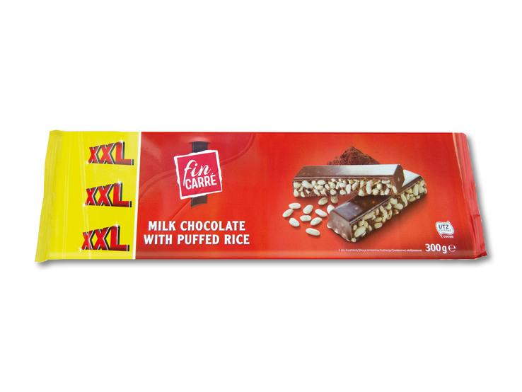 Čokoláda s burizónami