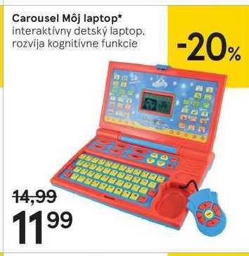 Carousel Mój laptop