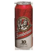 Gambrinus 10 %, 0,5 l