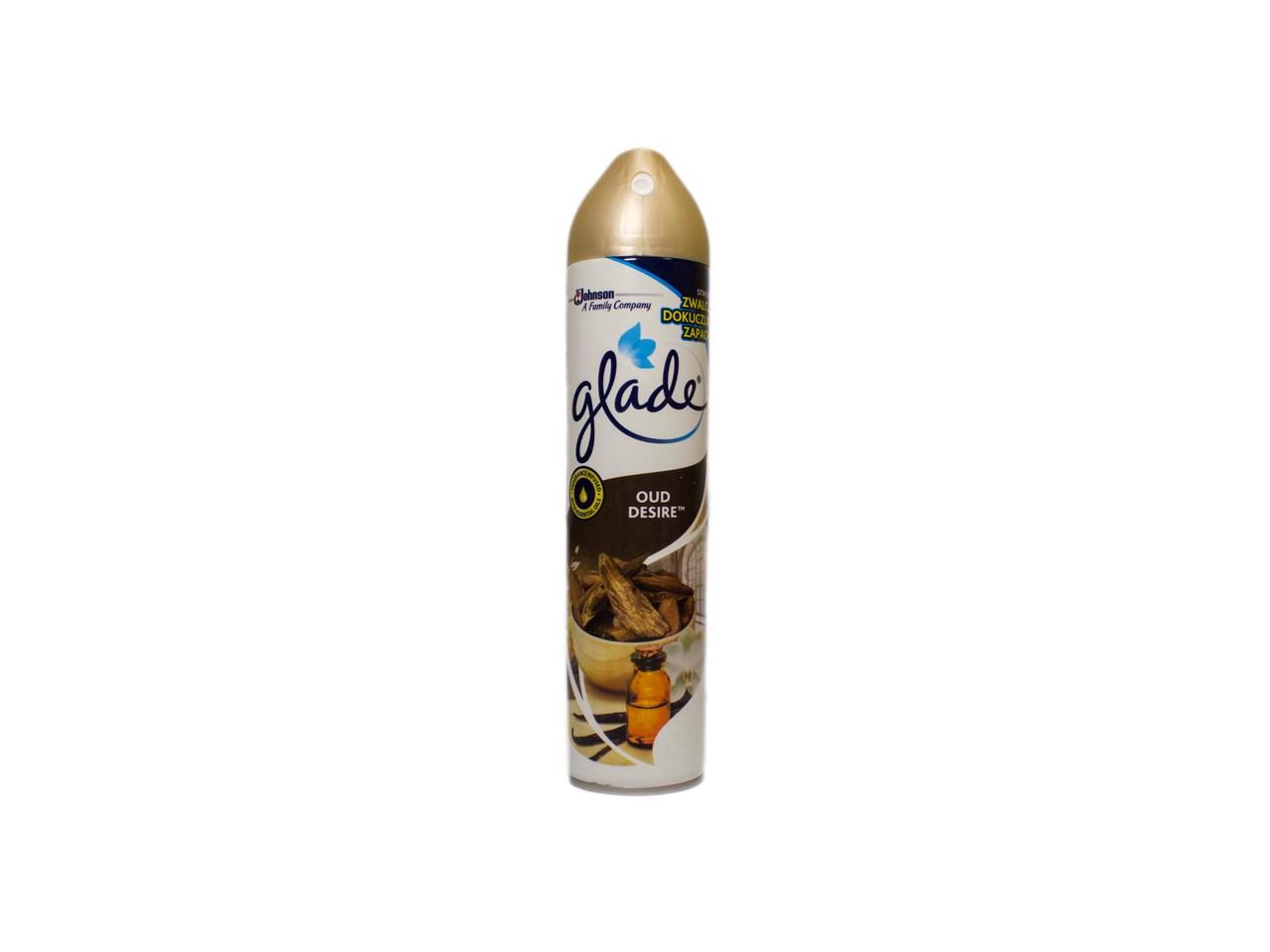 Glade aerosól Oud Desire 1x300 ml