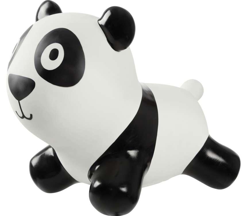 Panda na skákanie