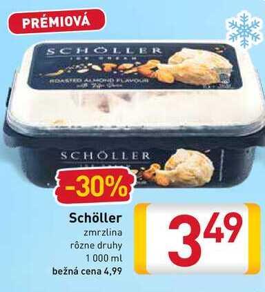 Schöller zmrzlina  1 l