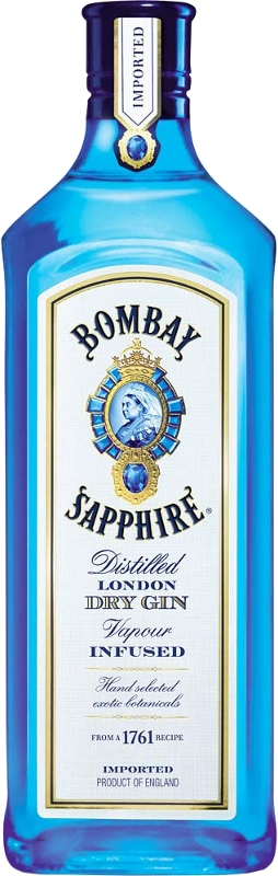 Bombay Sapphire 40% 1,00 L