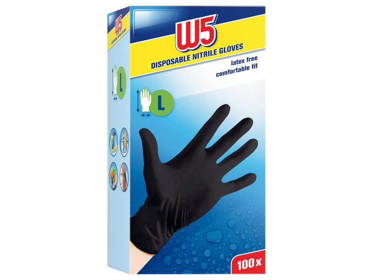 Nitrilové jednorazové rukavice