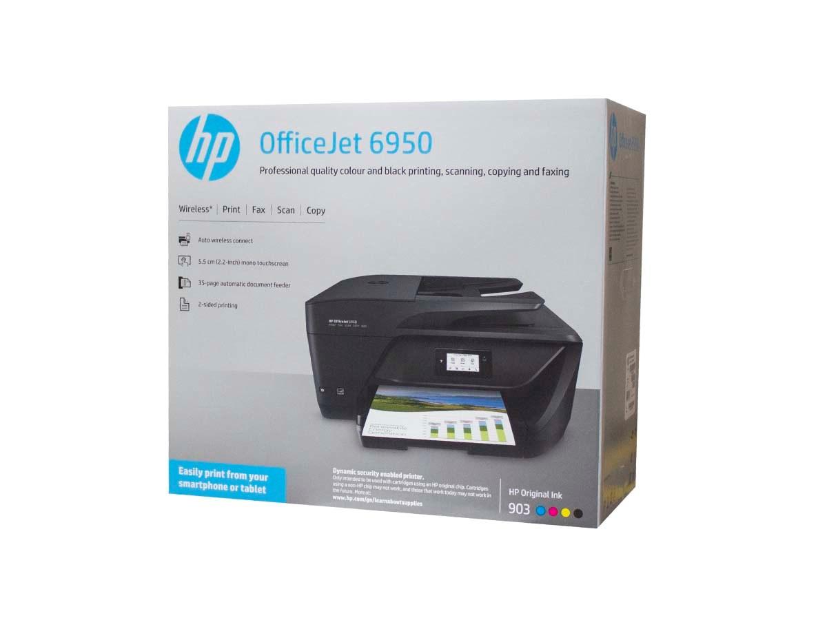 Tlačiareň OfficeJet 6950 Al-in-one HP 1ks