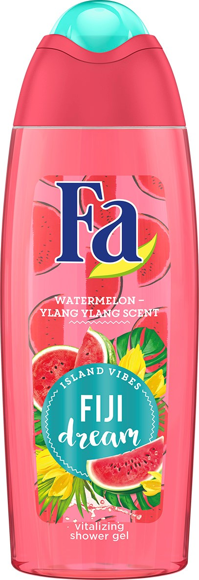 Fa Fiji sprchový gél dámsky 1x250 ml
