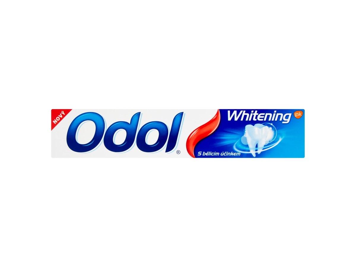Odol whitening zubná pasta 3x75 ml