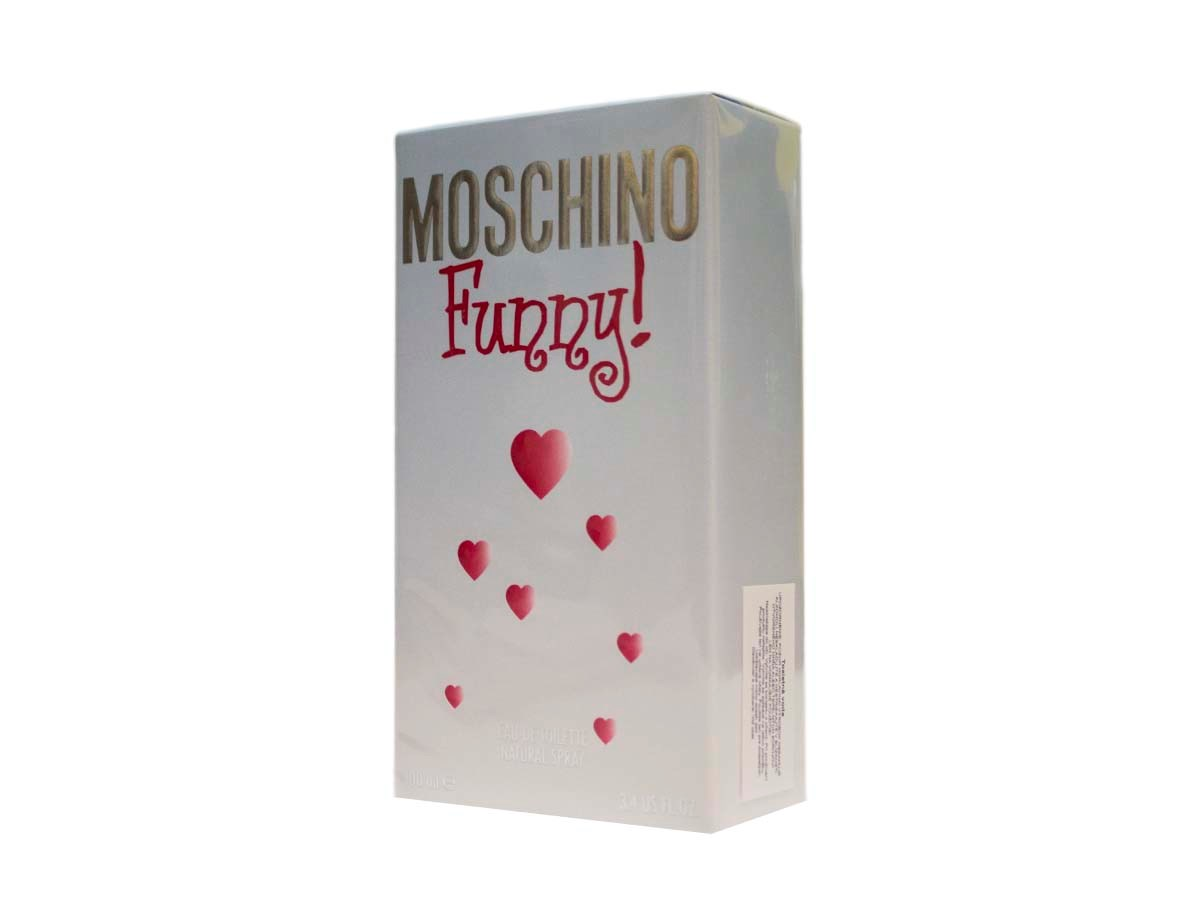 Moschino Funny EDT dámsky 1x100 ml