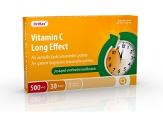 Dr.Max Vitamin C 500 mg long effect