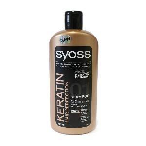 Syoss Keratin šampón na vlasy 1x500 ml