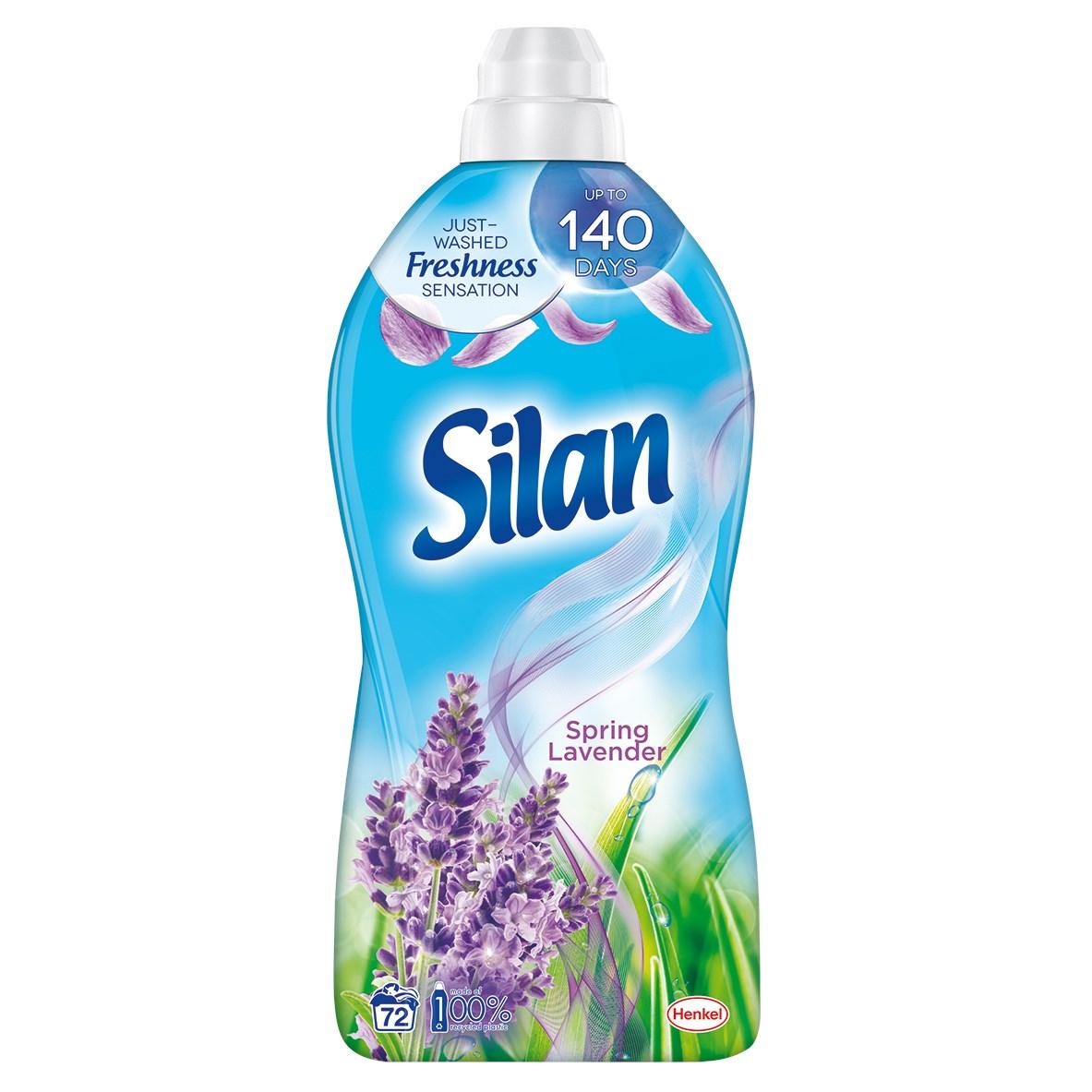 Silan Spring Lavender aviváž 1x1800 ml