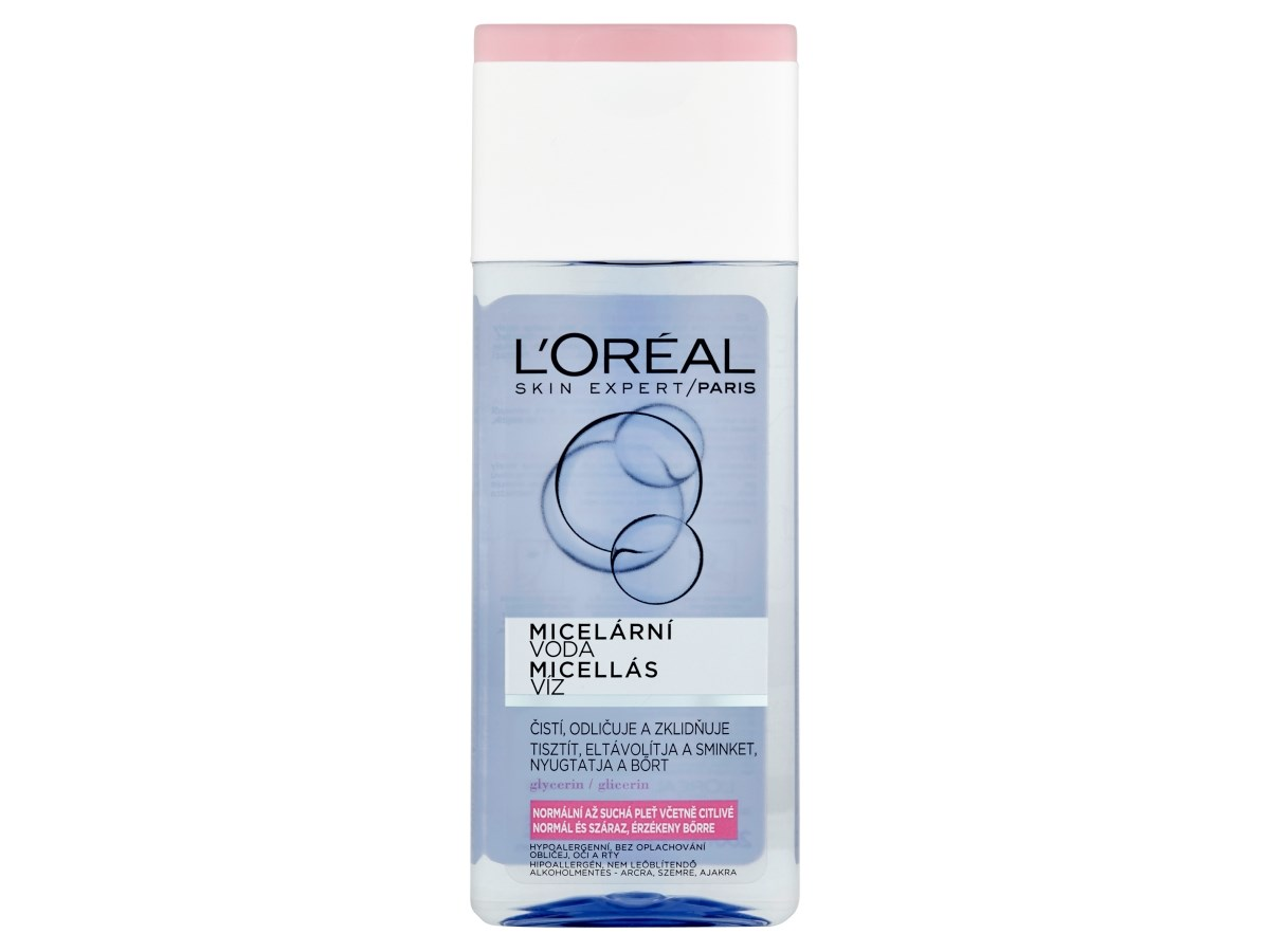 L'Oréal Sublime soft micelárna voda 1x200 ml