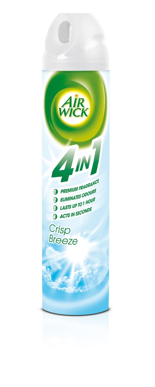 Air wick Svieži vánok 4v1 sprej1x240 ml