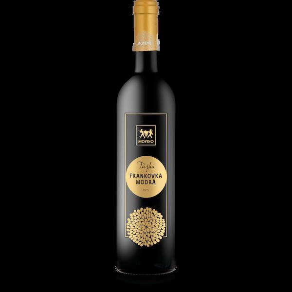 Víno Túžba Frankovka modrá,...