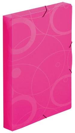 Box na spisy Neo Colori A4 ružový 1ks