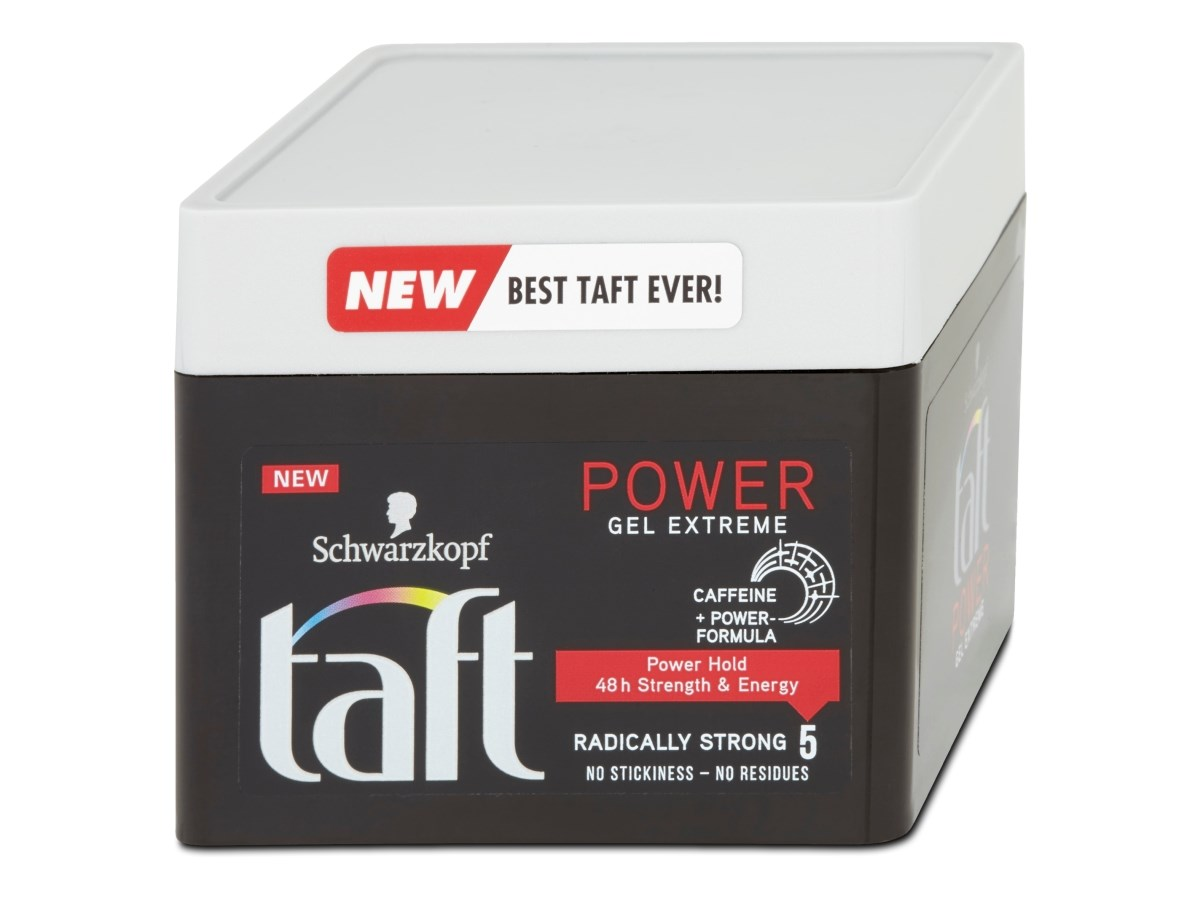 Taft power gél extreme 250 ml