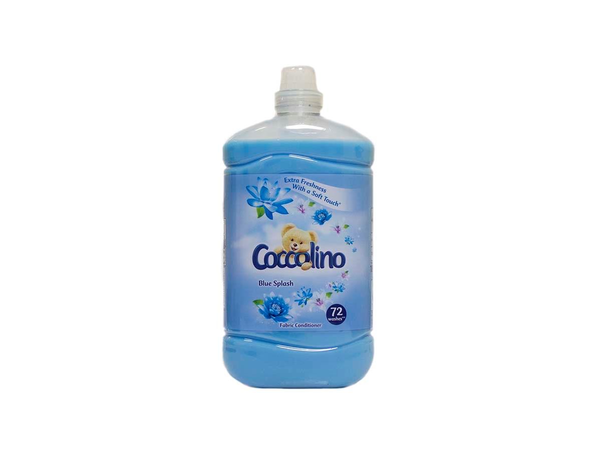Coccolino Blue Splash aviváž 72 praní 1x1ks