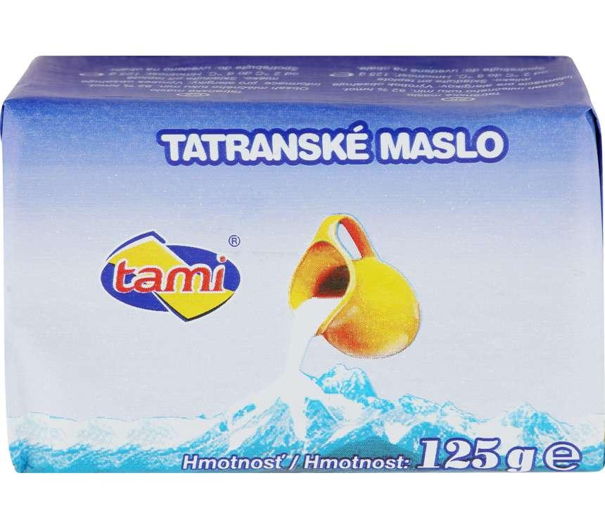 Tatranské maslo