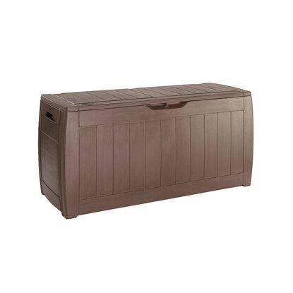 Box na vankúše v imitácii dreva