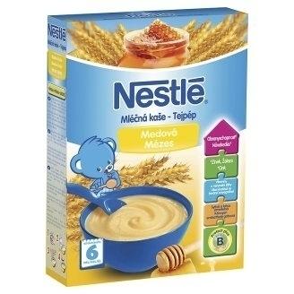 Mliečna kaša Nestlé