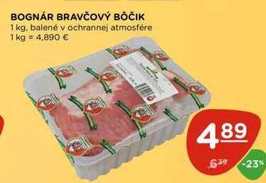 BOGNÁR BRAVČOVÝ BÔČIK 1 kg
