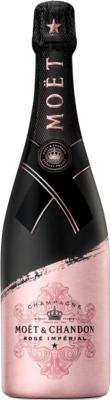 Moet & Chandon Impérial Rosé Signature Bottle 12% 0,75 L