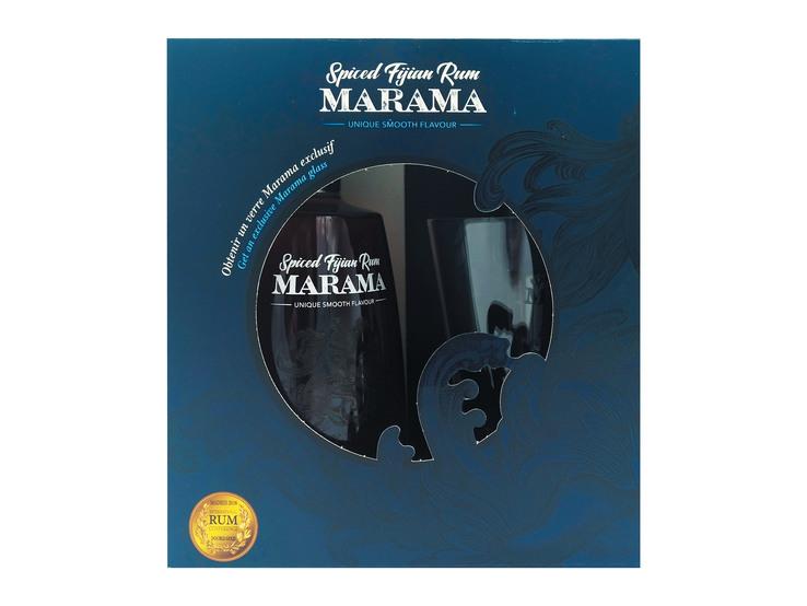 Marama Spiced Fijian Rum