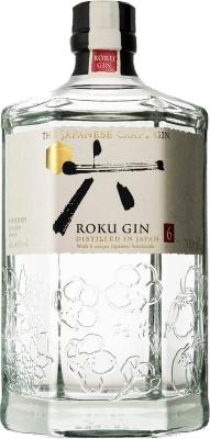 Roku Japanese Craft Gin 43% 0,70 L