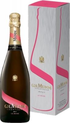 Mumm Le Rosé 12% 0,75 L