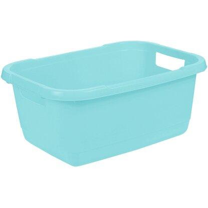 Vanička na bielizeň Aenna Aqua Blue 32 l