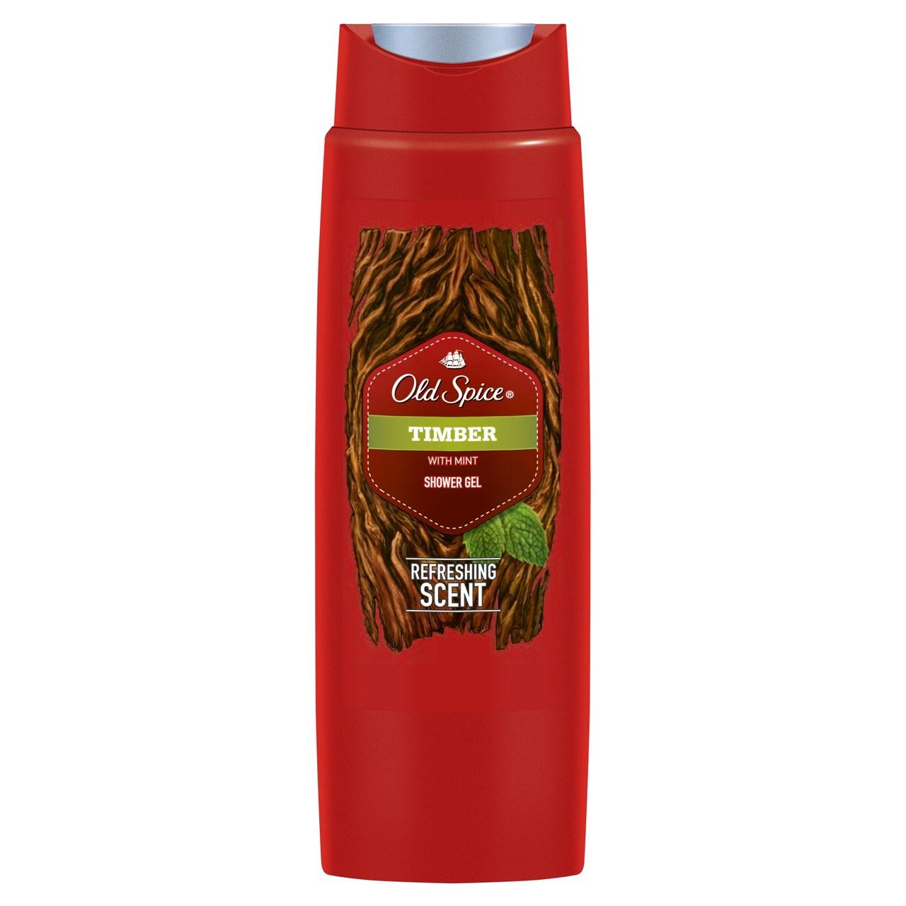 Old Spice Timber sprchový gél 1x250 ml