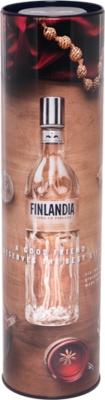 Finlandia Vodka v plechu (Vianoce) 40% 0,70 L