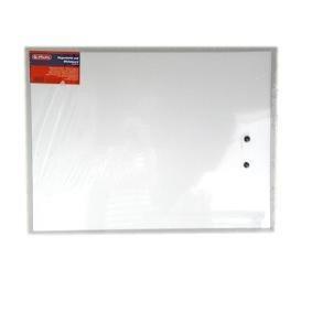 Tabuľa magnetická biela 60x80cm Herlitz 1ks