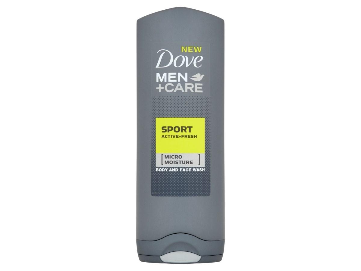 Dove Men+Care Sport Active Fresh sprchový gél 1x250 ml