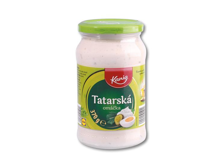 Tatárska omáčka/Majonéza