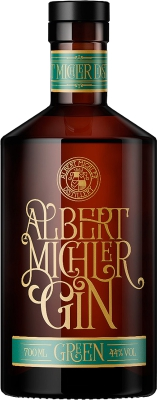 Michlers Gin Green 44% 0,70 L