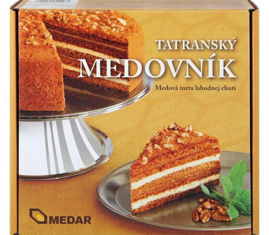 Tatranský medovník