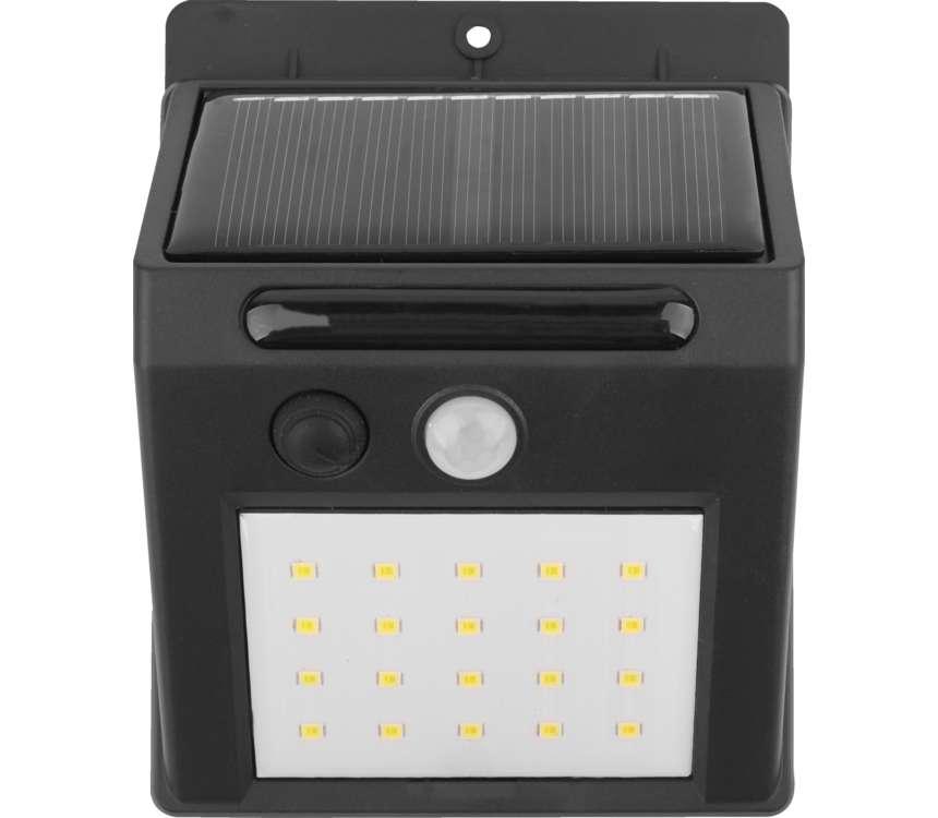LED solárne svietidlo