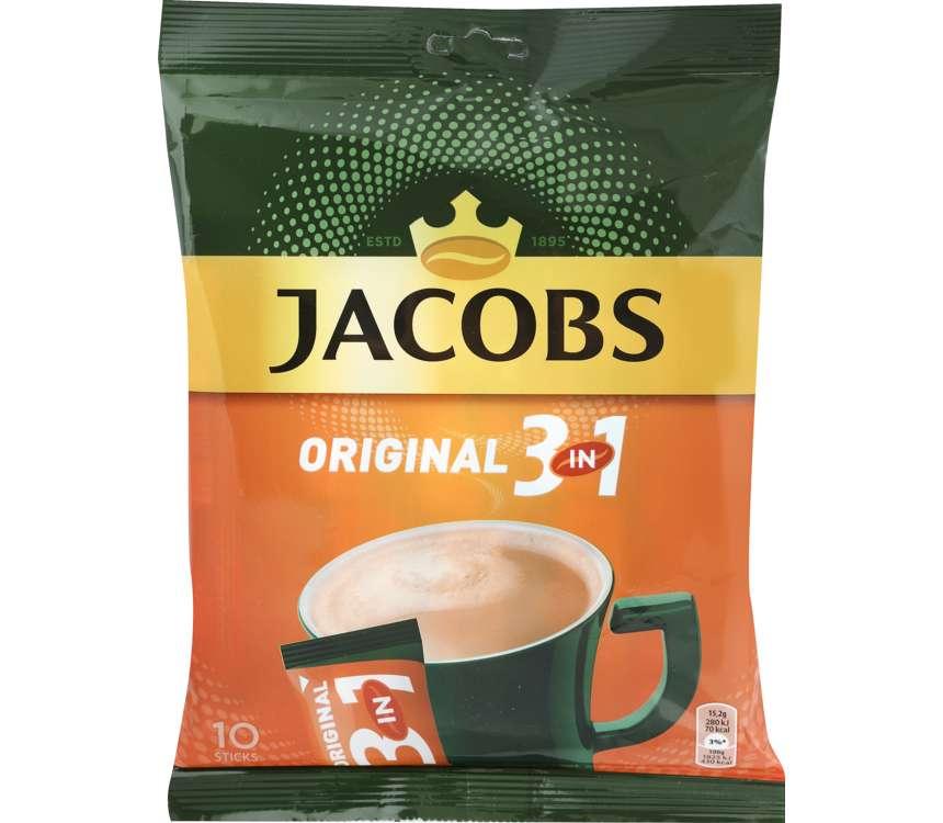 Porciovaný kávový nápoj