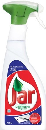 Jar odmasťovač sprej 1x750 ml