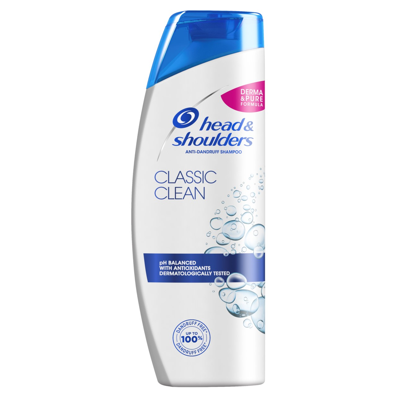 Head&Shoulders Classic clean šampón 1x400 ml