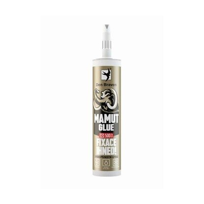Den Braven Lepidlo Mamut Glue 290 ml biele