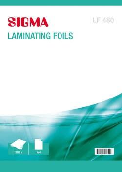 Laminovacia fólia A4 LF480 SIGMA 100ks
