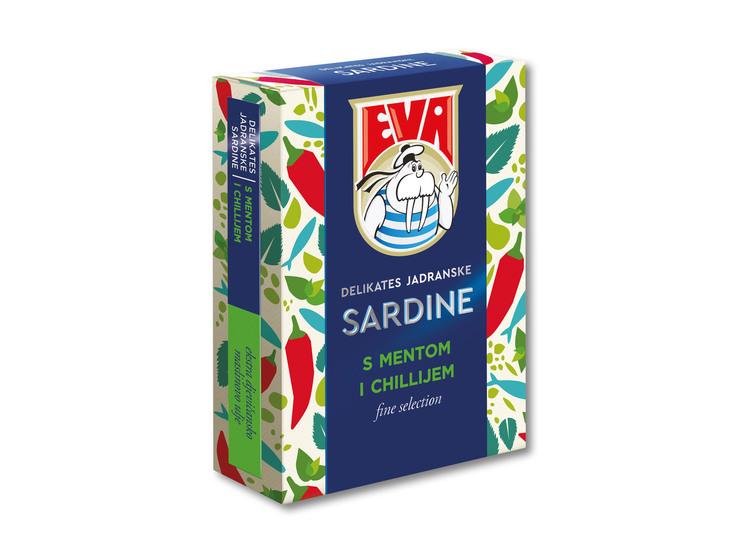 Delikatesné sardinky