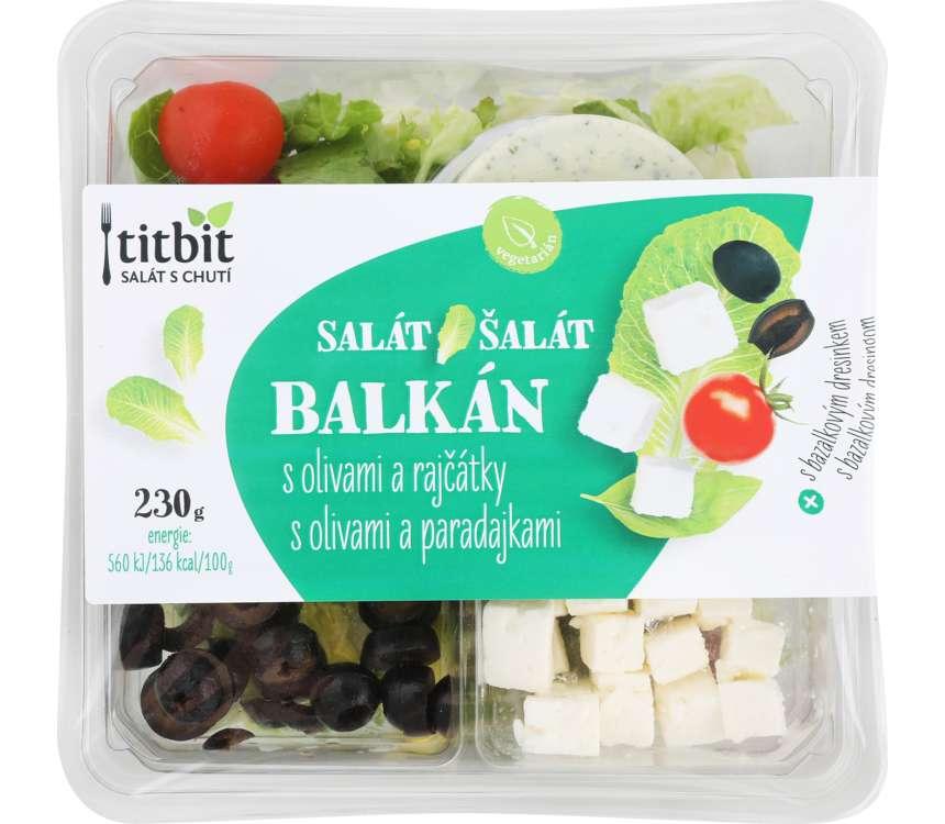 Šalát Balkán